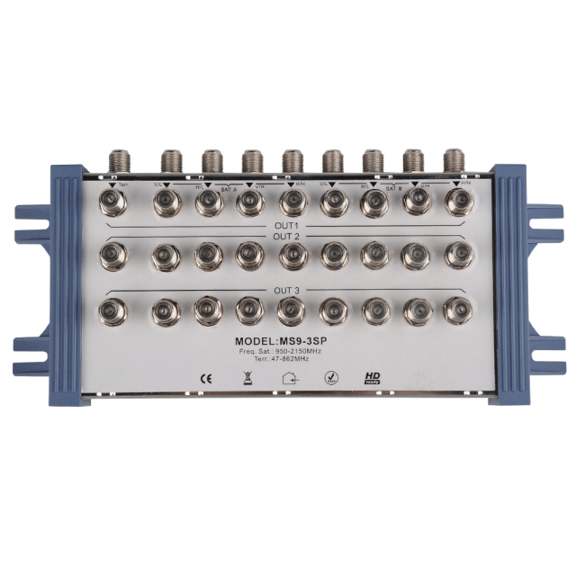 Satellite Splitter 9-3SP